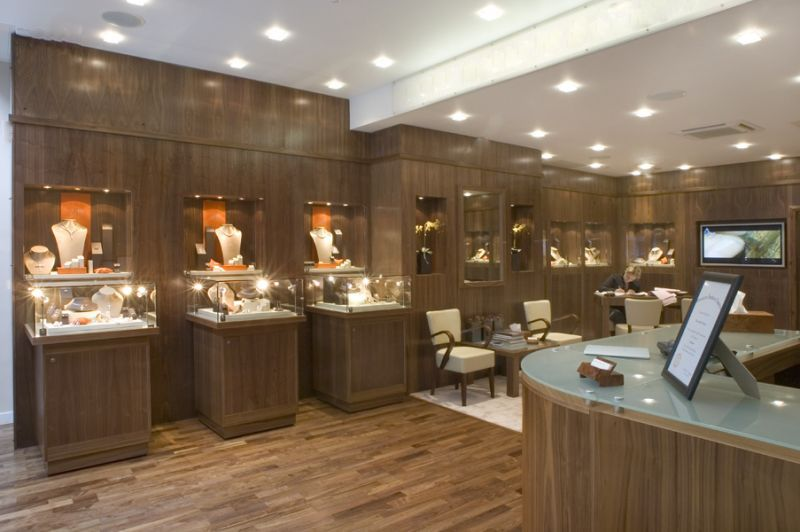 Jewellery Shop fitting