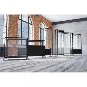 Aluminium Cabinets (Portobello Range)