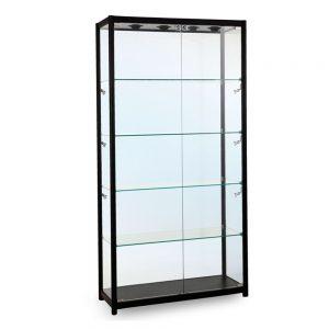 Aluminium Display Cabinets Economy Range