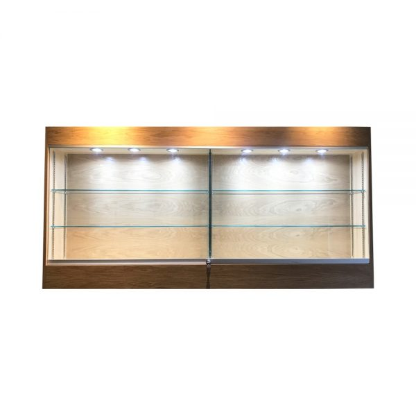Trophy wall cabinets
