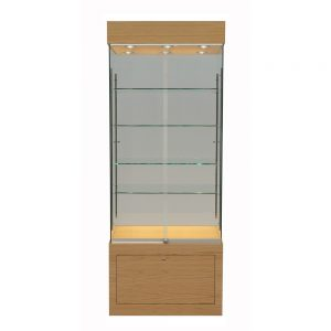 Glass Display Cabinet
