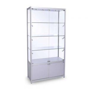 aluminium trophy cabinets
