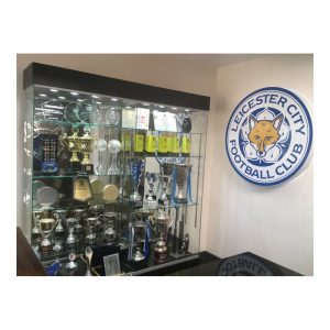 sports club trophy cabinets