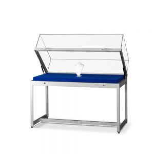 Table Display Cases