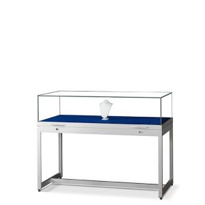 Table display case