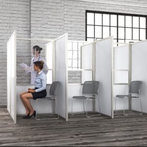 Vaccination Booths